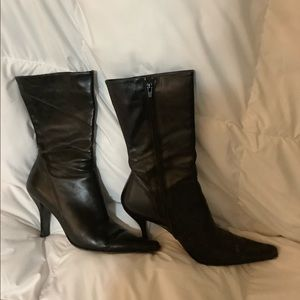 Kenneth Cole NY Seem Up Mid Calf Boot